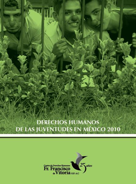 Derechos humanos de las juventudes en México