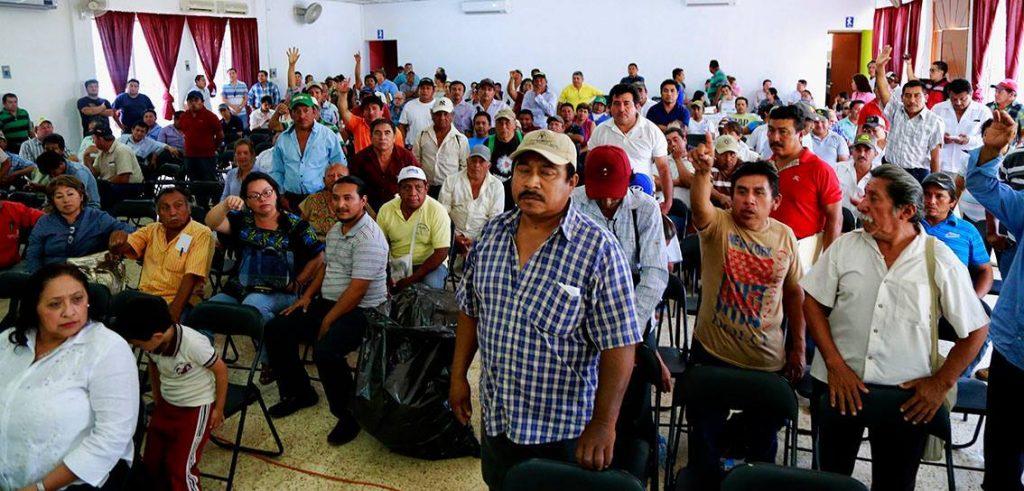 Misión de Observación de la Consulta al Pueblo Maya