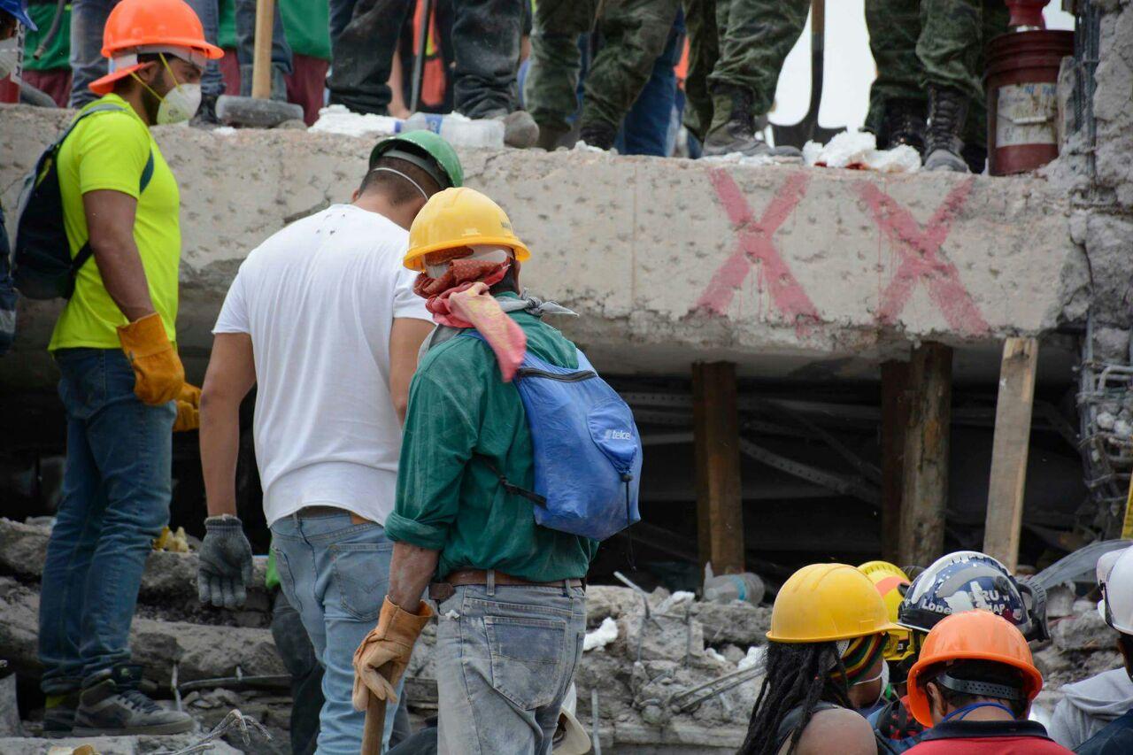 En riesgo verdad y justicia para víctimas del derrumbe de Bolivar 168 el #19S