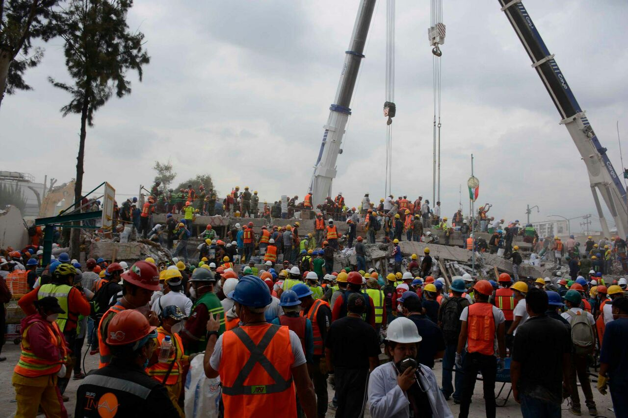 Justicia para víctimas del sismo #19S en riesgo