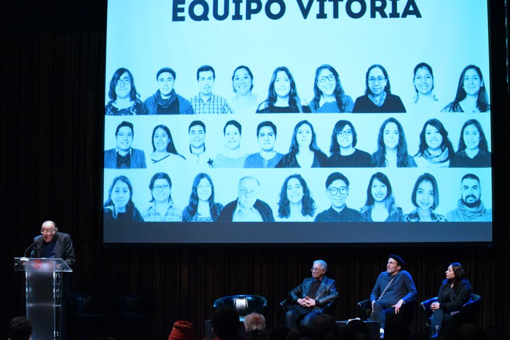 Aniversario del Centro Vitoria