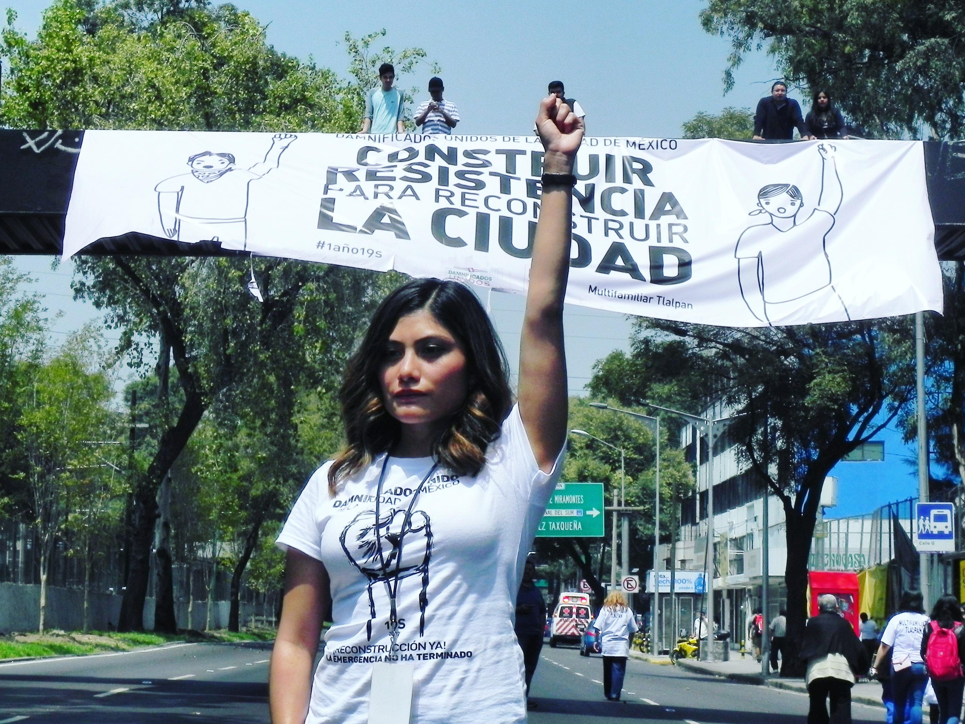 Documenta #19s: una narrativa no oficial del sismo