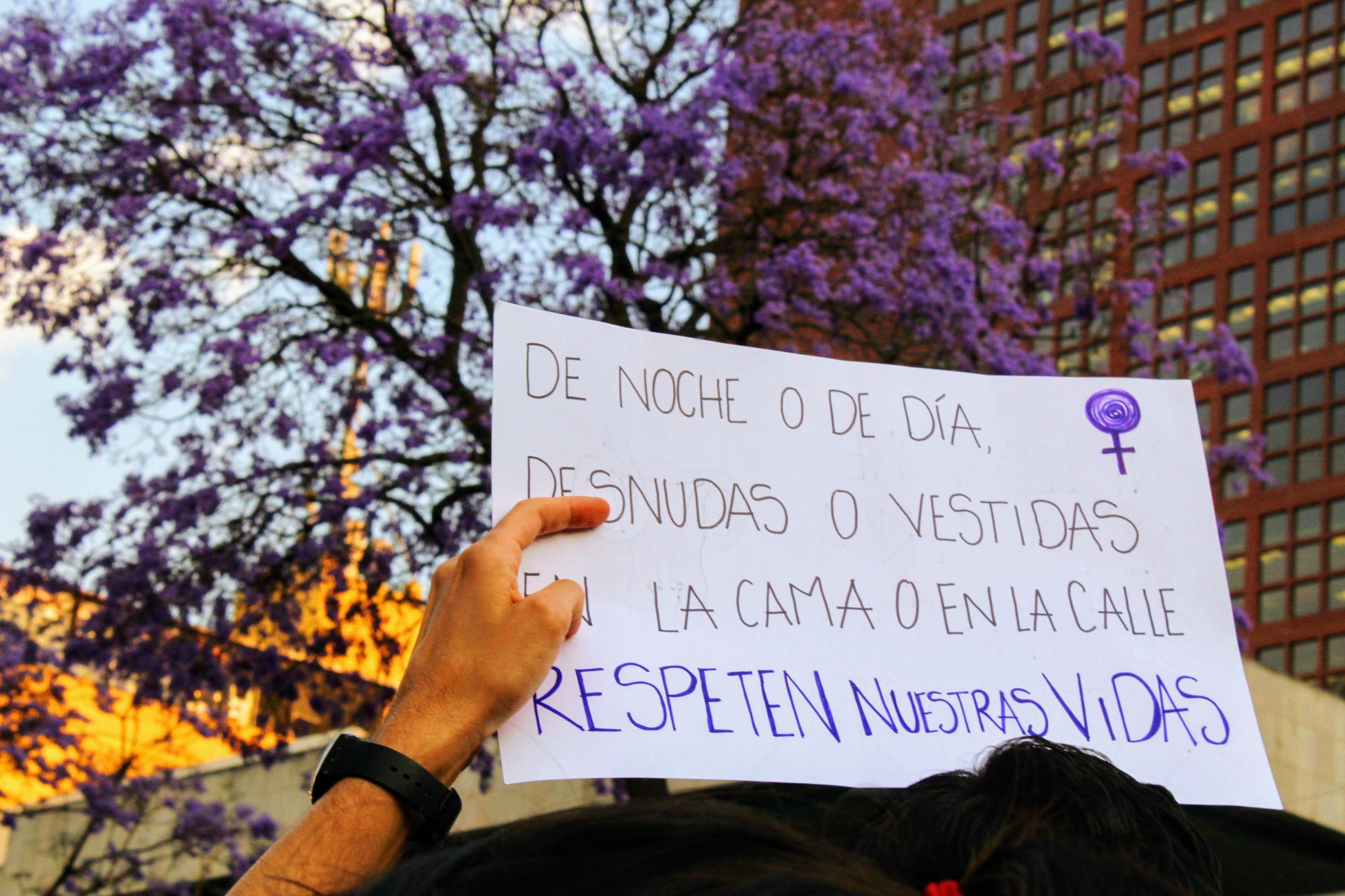 De mujeres para mujeres: por una vida sin violencia