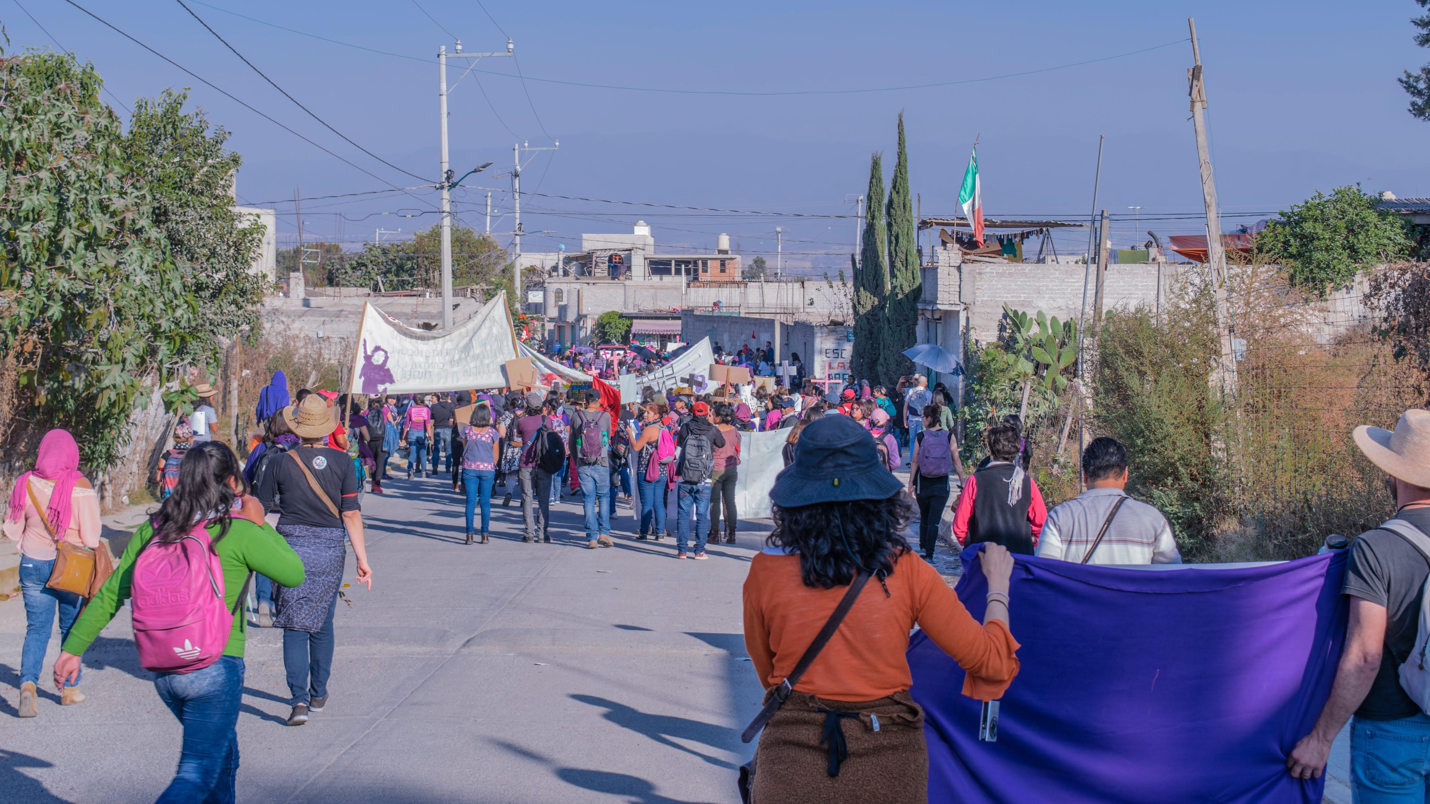 La frontera feminicida: una realidad entre el Edomex y la CDMX
