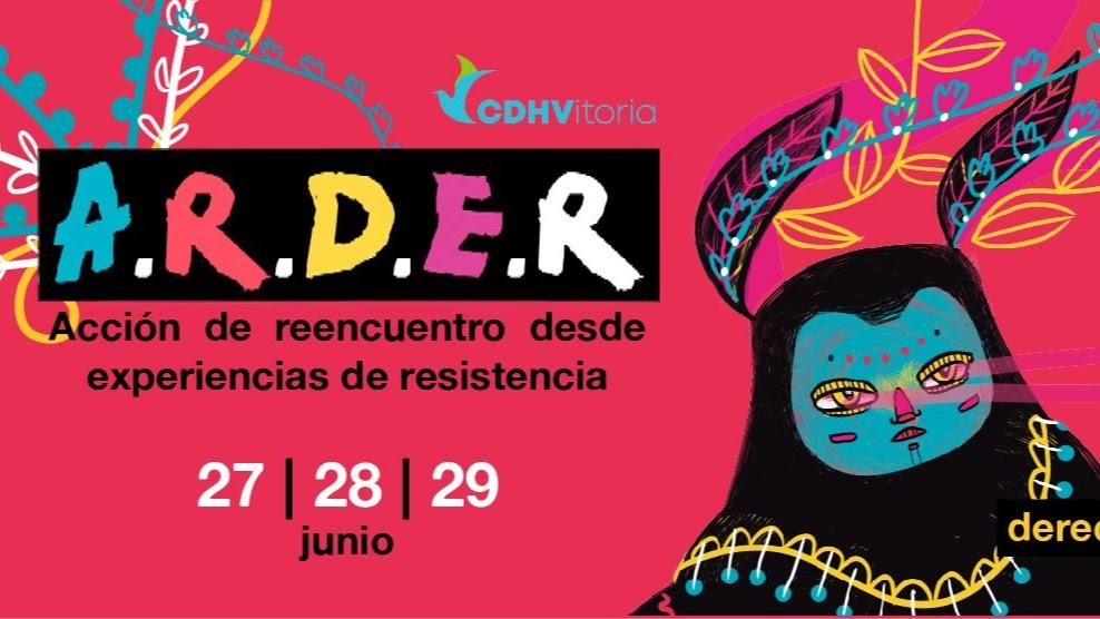 A.R.D.E.R. | Acción de Reencuentro Desde Experiencias de Resistencia