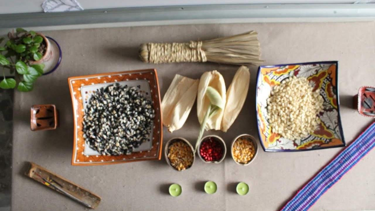 México, el maíz y su diversidad