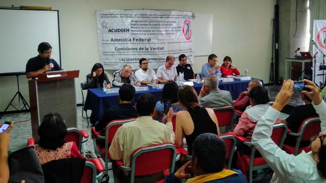 Defender los derechos humanos en México: ¿el fin de la impunidad? | Participación de Miguel Concha en la presentación del Informe