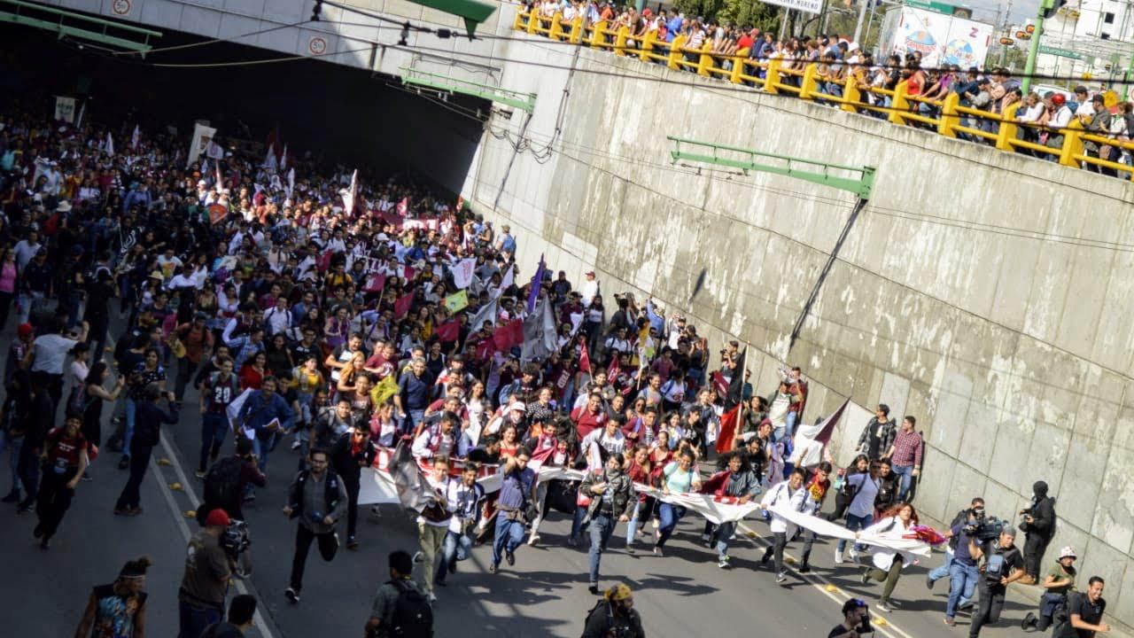 ¿Qué pasa con los derechos civiles y políticos en México?