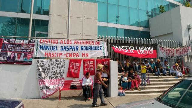 Verdad y justicia para Manuel Gaspar