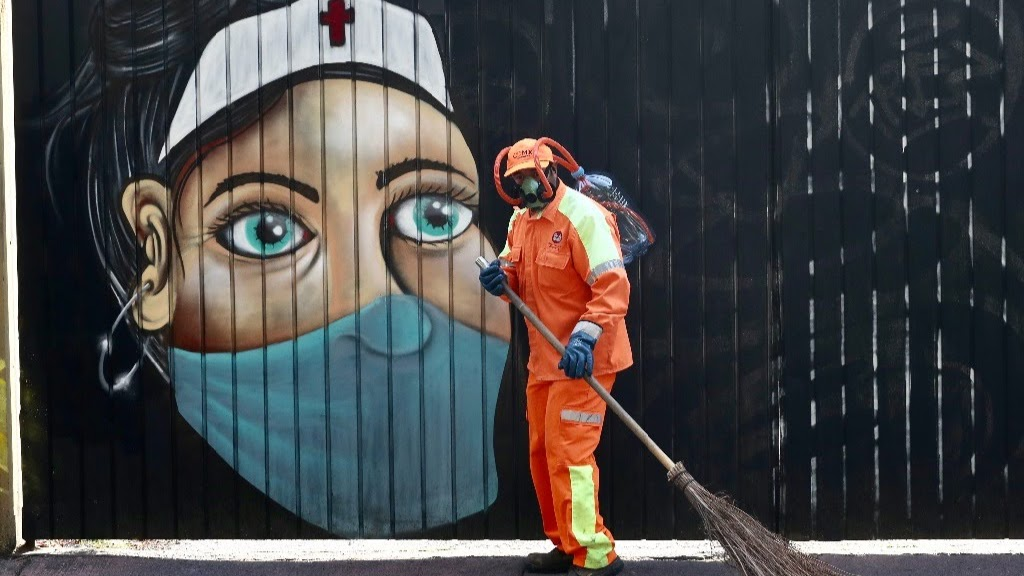 Los derechos a la información y a la salud durante la pandemia