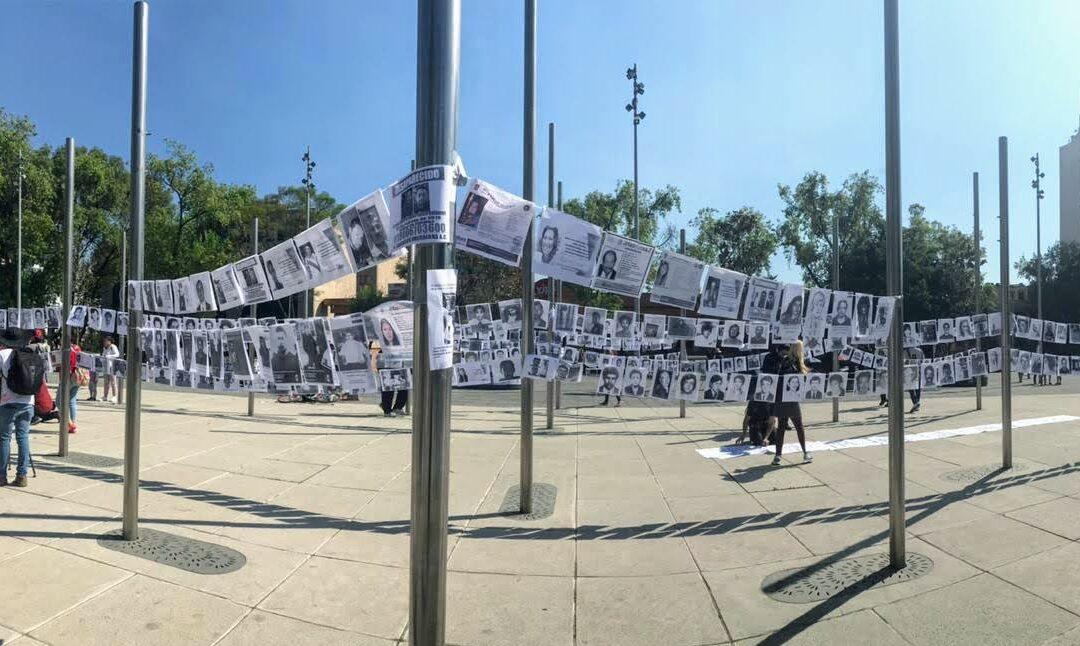 Día de las víctimas de desapariciones forzadas