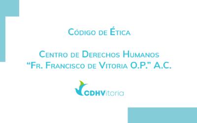 Código de ética (CDH Vitoria)