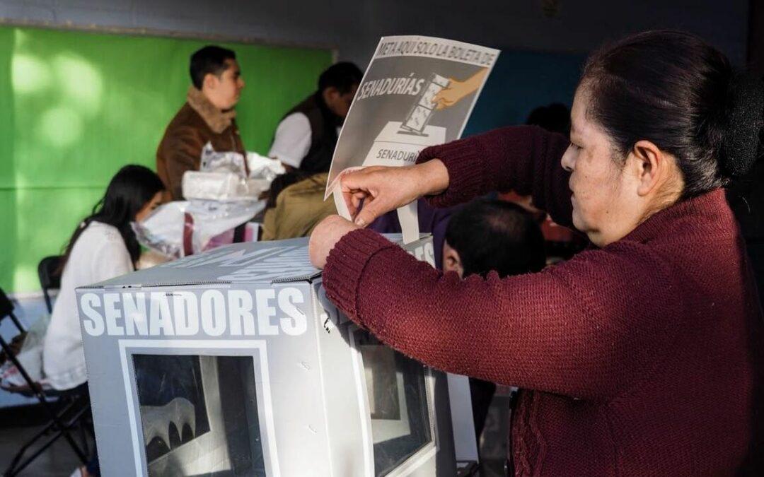 Violencia en la participación electoral de las mujeres
