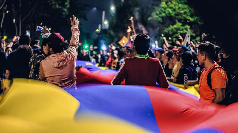 La lucha social, crítica y resistencia ante la crisis mundial