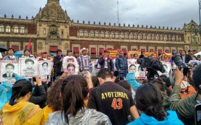 Ayotzinapa: cuando la rabia y el dolor habitan al mundo en común